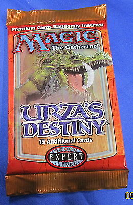 Magic the Gathering Urzas Destiny Booster Pack