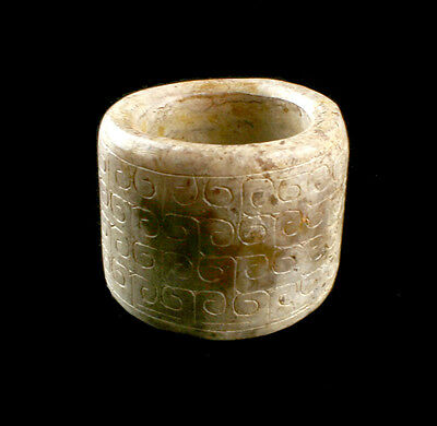 Extremely Rare Early Chinese Archer's Ring
