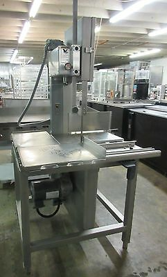 Hobart 6614-1 Heavy Duty Vertical Commercial Meat Saw – 3 HP