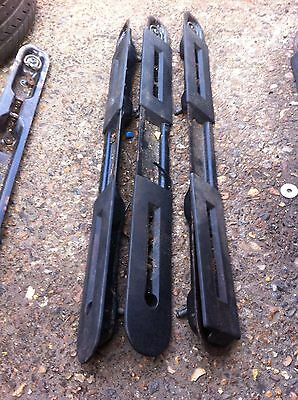 Genuine Mercedes Vito W639 Model 2004-2014 Rear Seats Rails