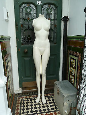 Vintage/retro female mannequin size UK 10