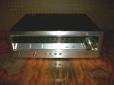 #### Vintage Onkyo Silver Face T-4 Stereo Tuner