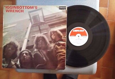 Igginbottom's Wrench - Lp Deram Sml 1051 - England 1969 First Press  Rarissimo