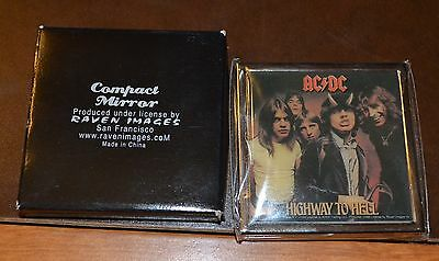 Ac/dc Compact Mirror  Highway To Hell