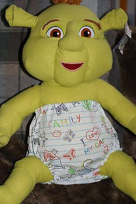 Handmade Diaper/nappy Cover Pants 12-24 Months (Unisex)  Drawings