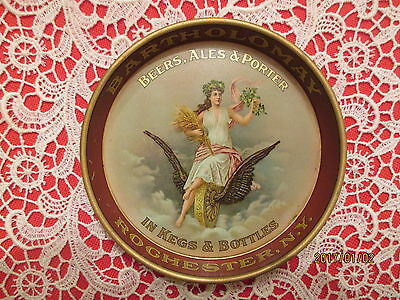 Bartholomay Brewery  Rochester,N.Y. Beer Tip Tray Pre Pro Rare