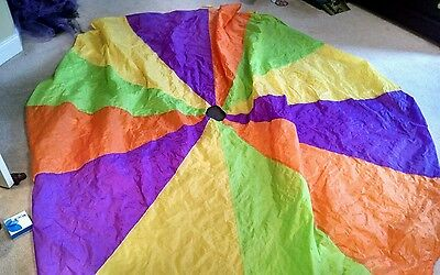 Pacific Play Tents 9ft Play Parachute, 12 Handles