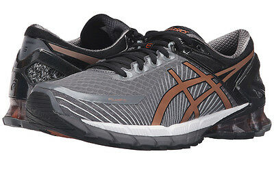 Men's Asics Gel-Kinsei 6 Running/Training Shoes Carbon and Copper--New in Box---