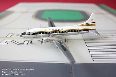 Gemini Jets Mohawk Airlines GD Convair 440 in Old Color Diecast Model 1:200