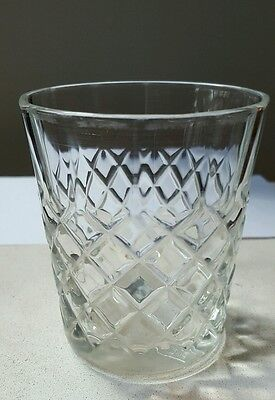 Vintage Drambuie Rocks Glass