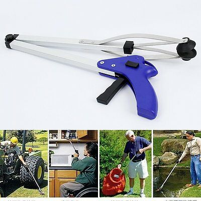 Long Reach Garden Claw Grabber Arm Extension Help Tool Mobility Disabled Assist