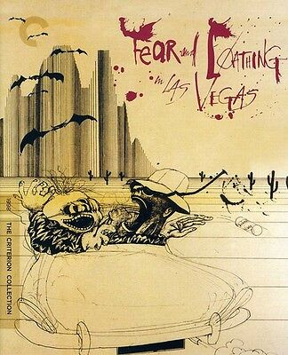 Fear and Loathing in Las Vegas [Criterion Collection] (2011, Blu-ray (REGIONE A)