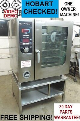 Henny Penny ESC110 Electric Combination Convection Steamer Combi Steam Oven!!