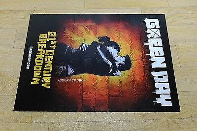 Green Day - 21st Century Breakdown  *Official POSTER*