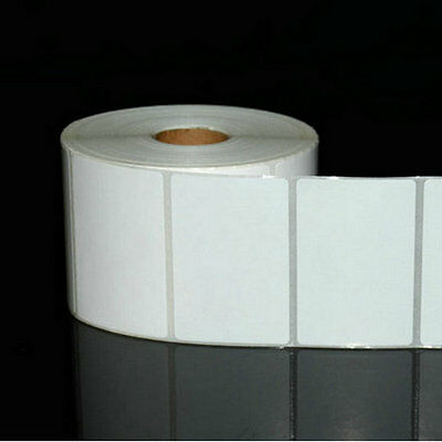 Thermal Label Sticker 60*30mm 2000 Pcs/Roll Strong Adhesive Direct Print