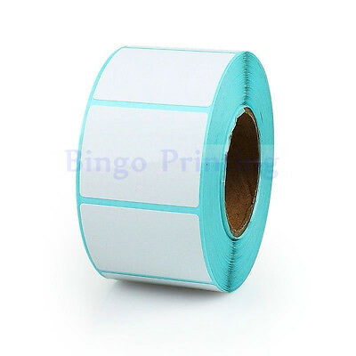 Thermal Label Sticker 40*30mm 800Pcs Direct Thermal Barcode Label