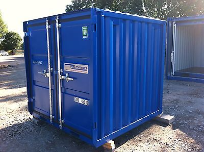6ft x 6ft Steel Container - Brand New