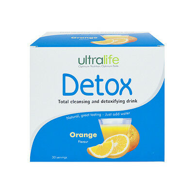 Detox - Total cleansing and detoxifying weight loss drink 30 servings