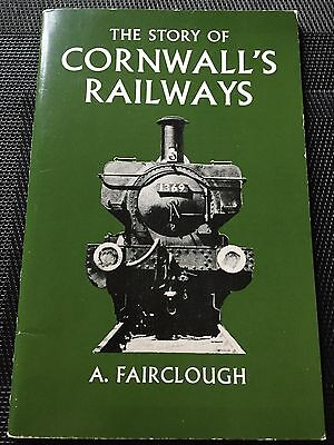 The Story Of Cornwallis Railways- Paperback