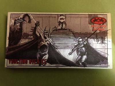 Batman & Robin Concept Art Trading Cards Storyboard Complete Set of 24 + Posters