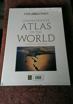 The Times Comprehensive Atlas Of The World 12Th Edition