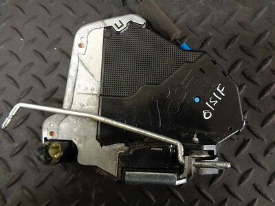 2008 LEXUS RX 400h 3.3 SE 5DR CVT AUTO DRIVERS SIDE FRONT DOOR CATCH Z6 8C1015