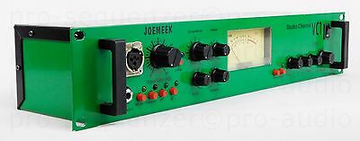 JoeMeek Studio Channel VC1 V3.03 Mic Preamp Opto Compressor Enhancer + Garantie