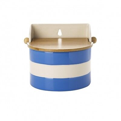 Cornish Blue Salt Box by T.G.Green Cornishware