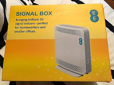EE / T-Mobile/Orange 3G Signal Box (Brand New & Unregistered) 3G Signal Booster