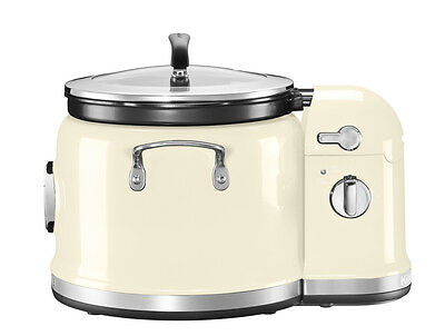 KitchenAid 5KMC4244EAC Multikocher creme