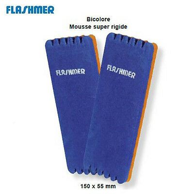 Lot De 4 Plioirs Flashmer Mousse Super Rigide Long