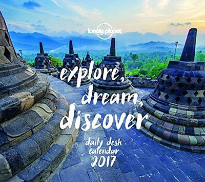 Lonely Planet Daily Desk Calendar 2017 (Calendars 2017)