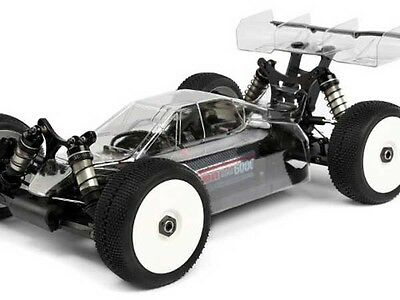 Hb204035 - Hot Bodies Racing E817 1/8 Competition Electric Buggy