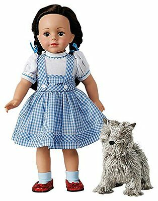 Dorothy with Toto  18'' Madame Alexander Doll, New!