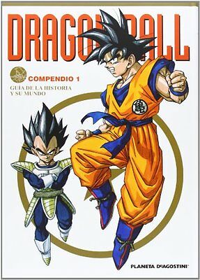 Dragon Ball Compendio (Manga)
