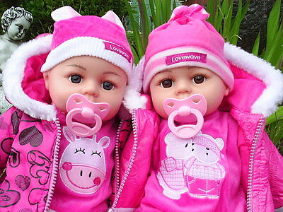 RBORN DOLLS Babies-Newborn-Lifelike-Cuddly-Floppy-Reborn-Baby-Doll-Girl-Boy