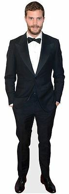 Jamie Dornan Cardboard Cutout (life size OR mini size). Standee. Stand Up.