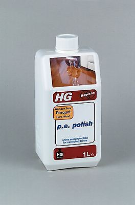 Parquet Wooden Floor and Hard Wood P.E. Polish 1Lt