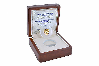 Griechenland 50 Euro Gold 2016 Olympia