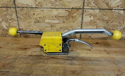 """Fromm A333 Manual Sealless Combo Tool For 3/4"""" 5/8"""" 1/2"""" Steel Strapping"""