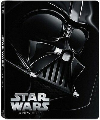 Star Wars: A New Hope (2015, Blu-ray NUEVO) (REGION A)