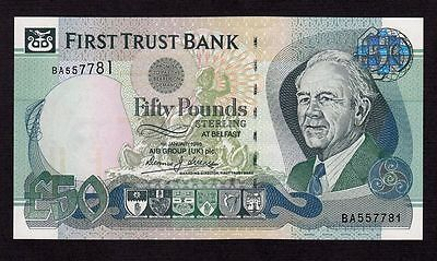 Northern Ireland, 50 Pounds 1998, P-138a, UNC