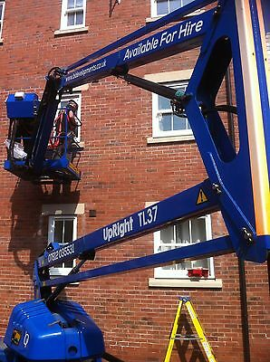 Cherry Picker Boom Lift Hire (1 Week) Trailer Towable Access Platform