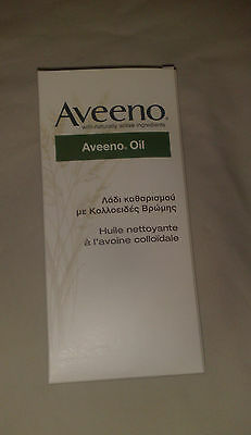 Aveeno Bath and Shower Oil with  Colloidal Oatmeal 250ML