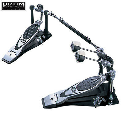 Pearl Eliminator Double Pedal with Case - P2002C