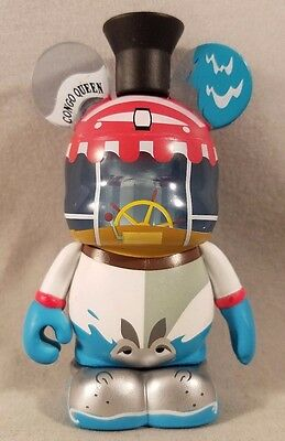 Jungle Cruise Boat Attractions Series LE 250 Variant Disney Vinylmation Figure