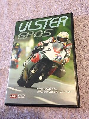 Ulster GP 05 Review 2005 DVD by Duke