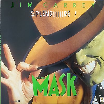 Laserdisc - The Mask Vf Pal Ws - Jim Carrey