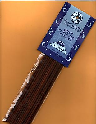 "THE ORGINAL Fred Soll's®  ""Resin on a Stick®"" incense, Cinnamon & Clove 20 stk"