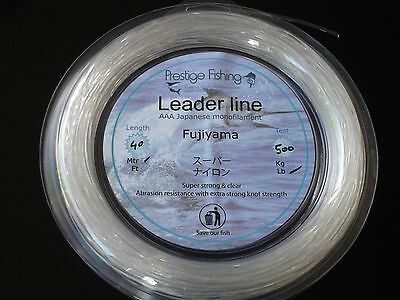leader line 500 lb trace lures hook rigs tuna fishing 2